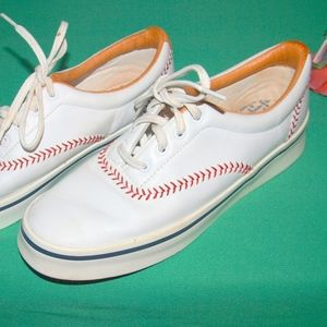 Keds Baseball Sneakers RARE Vintage from 1992 10M